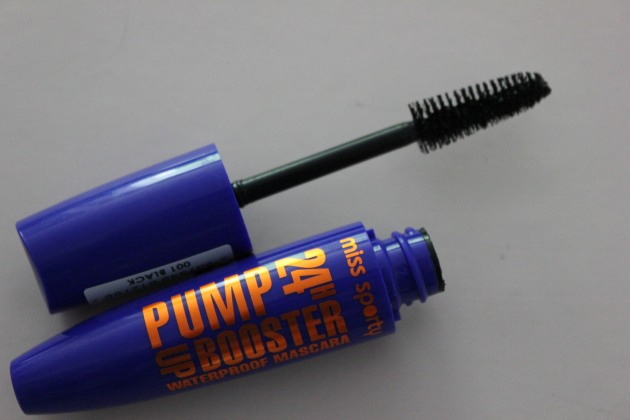 Pump Up Booster Mascara|Review