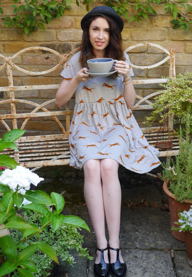 The Tiger Who Came To Tea|OOTD