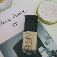 NARS Sheer Glow|Review