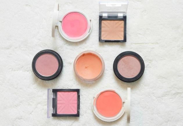 Blusher Collection