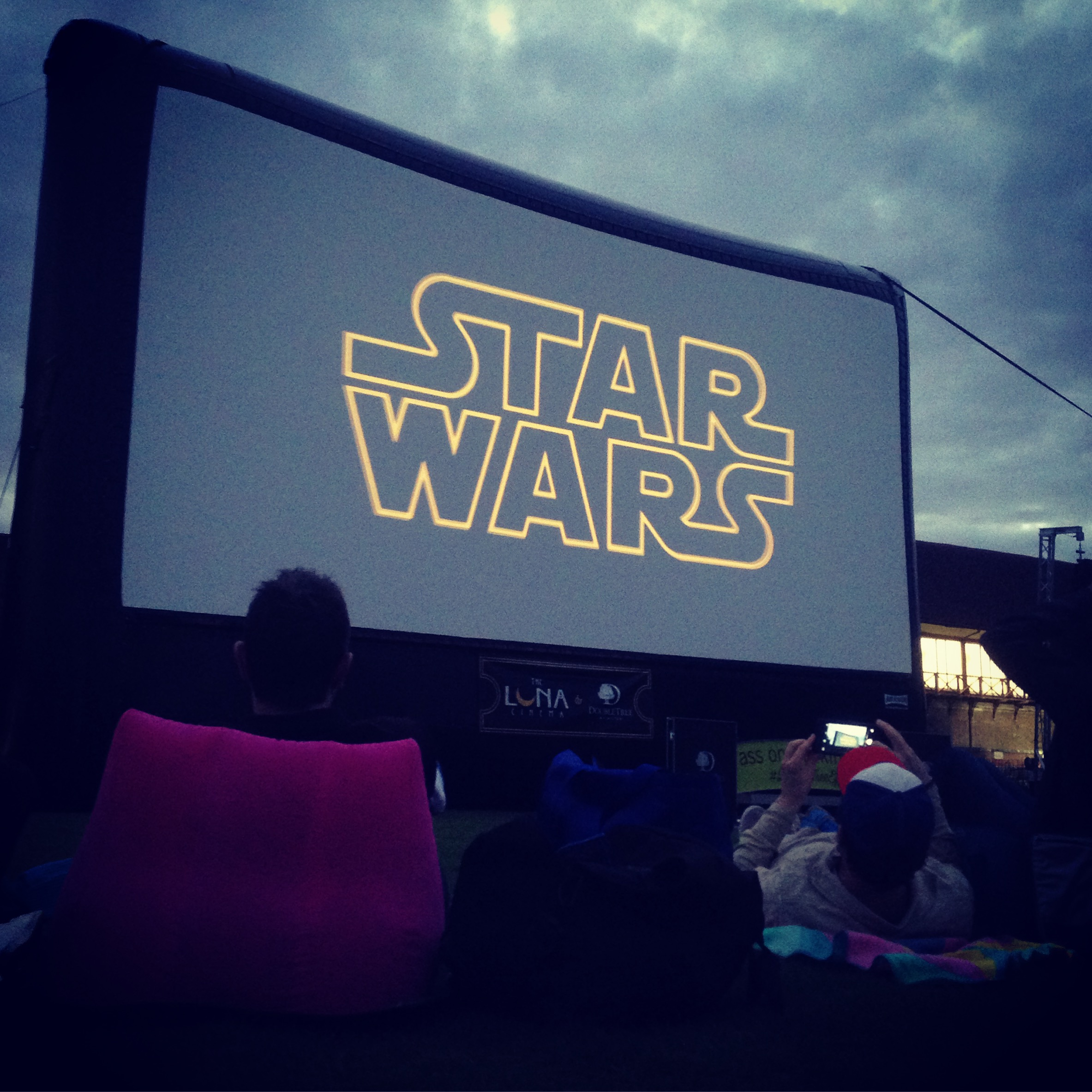 open air cinema what kate did next. Black Bedroom Furniture Sets. Home Design Ideas