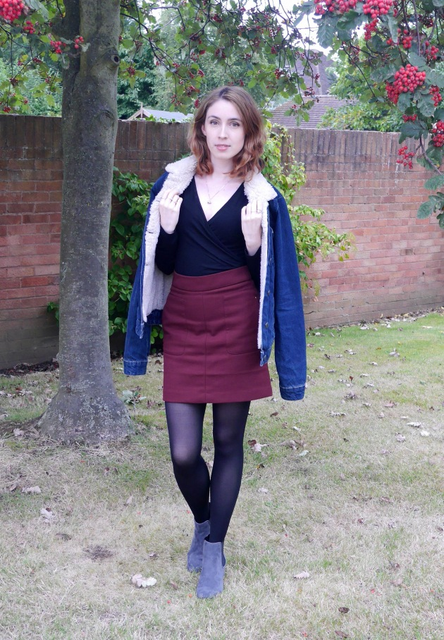 Blogger Date Night Outfit