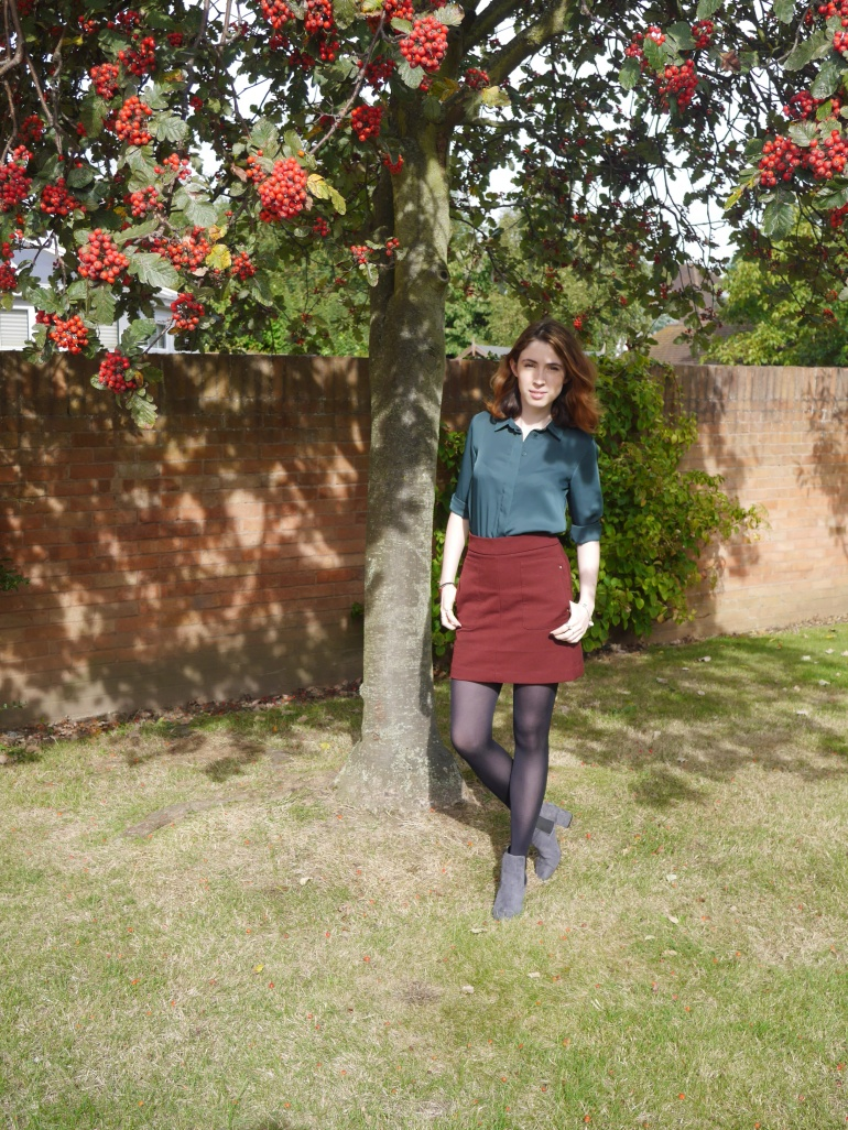 Autumnal Blogger OOTD
