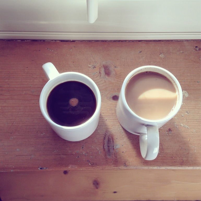 His and Hers Coffee