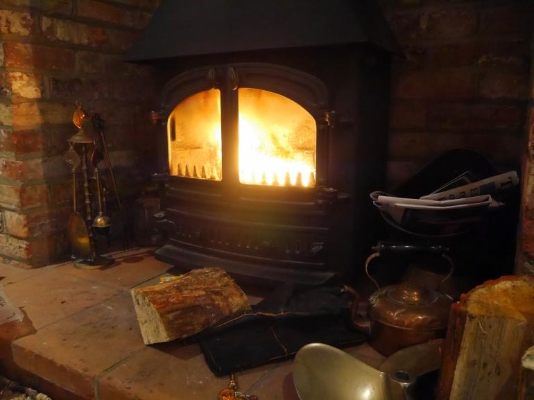 Cosy Fireside