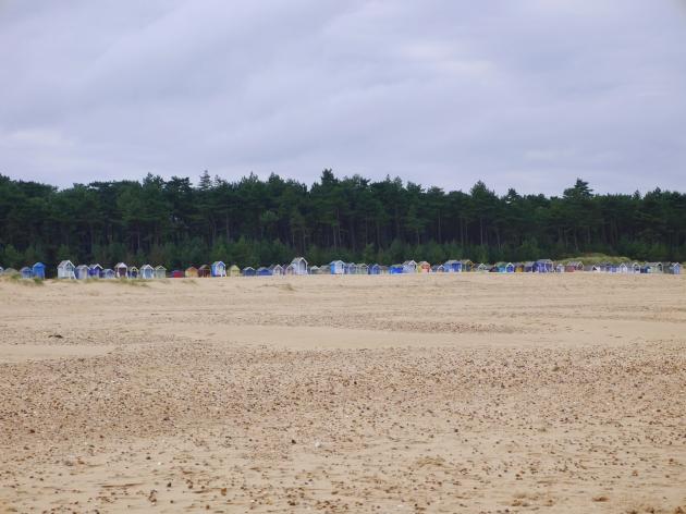 Holkham Beach Beach Huts