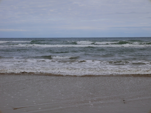 Holkham Beach Seaview