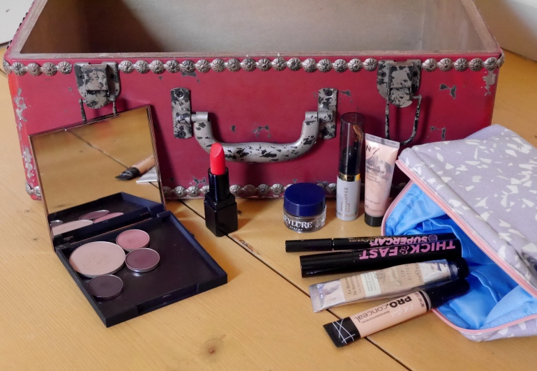 Blogger Make-up Bag
