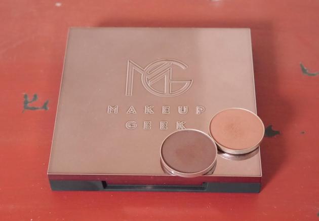 Make-Up Geek Eye Shadows