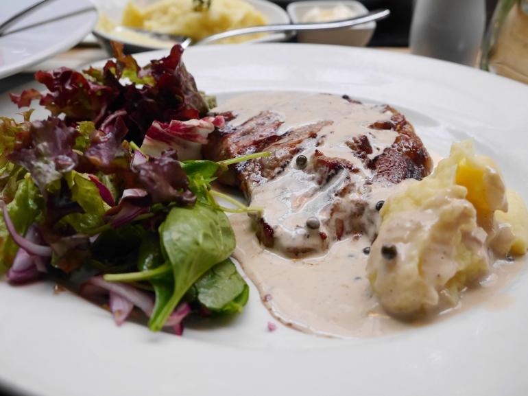Buenos Aires Sirloin Steak
