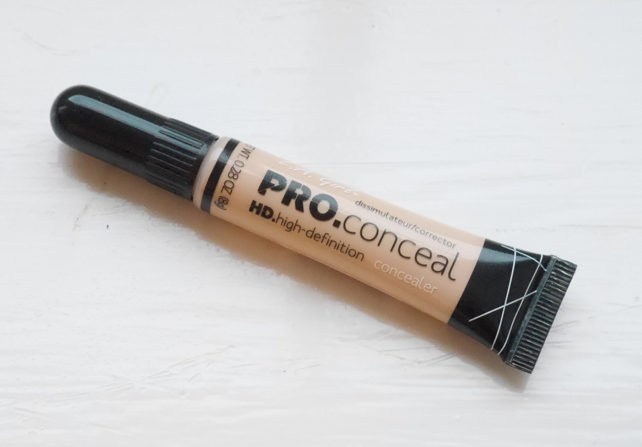 La Girl Pro Concealer What Kate Did Next In Porcelain