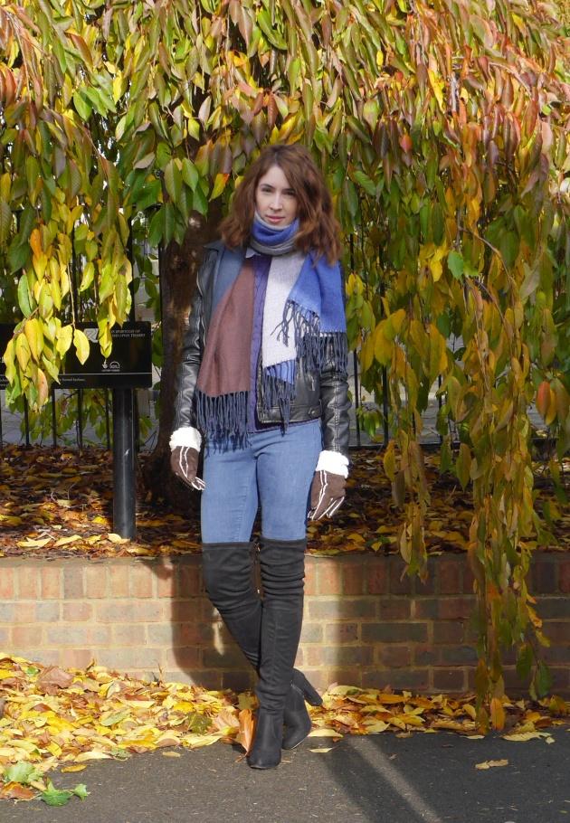 London Blogger OOTD