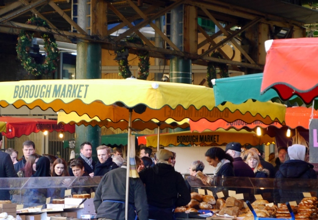 Borough Market Mid Week