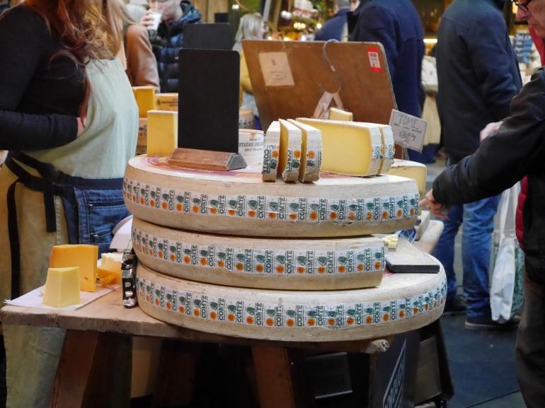 Borough market Cheese