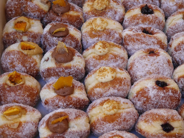 Bread Ahead Doughnuts
