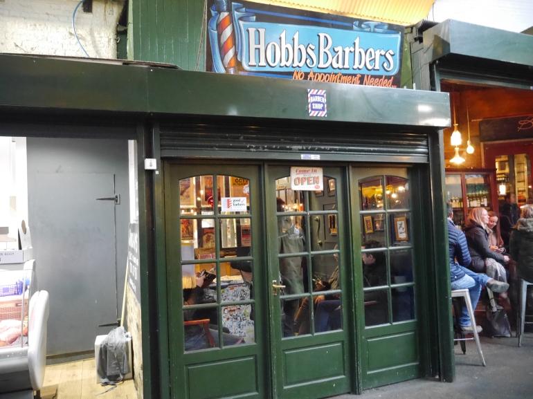 Hobbs Barbers