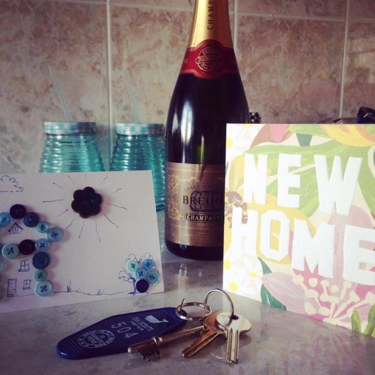 London Blogger Moves House
