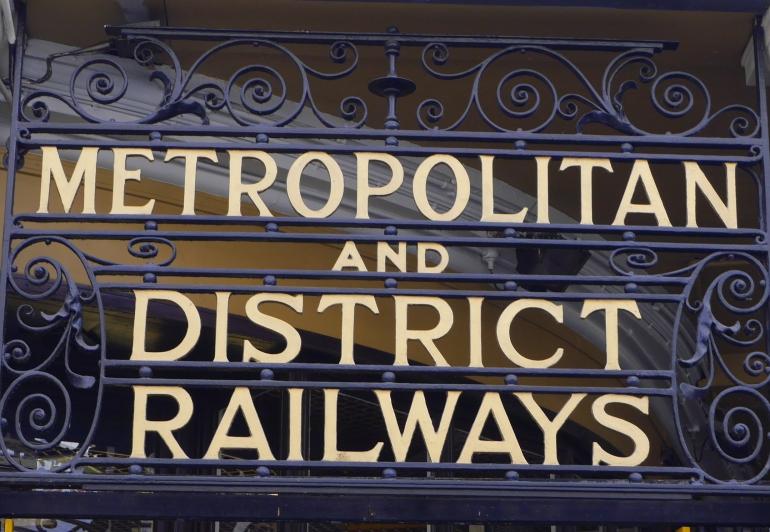 South Kensington Tube Stop