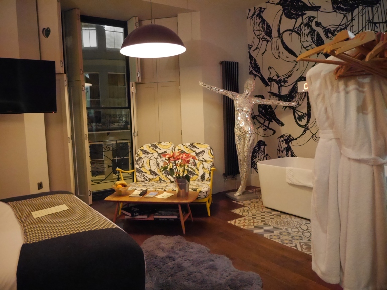 The Fab Room at Fab Guest