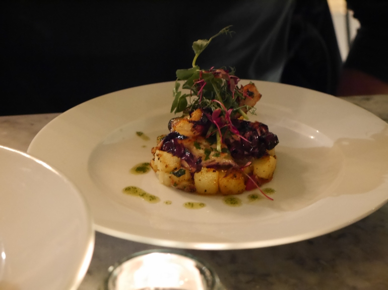 Riddle&Finns Grilled Octopus
