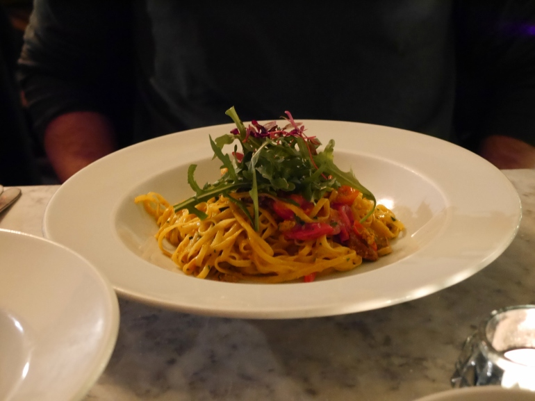 Sea Urchin Linguine