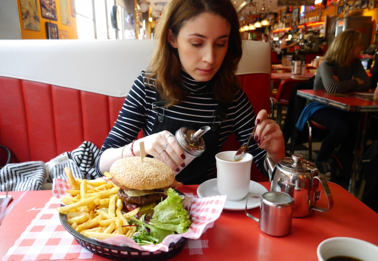 Blogger at JB's Diner