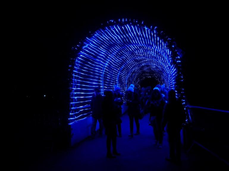 Archway at Kew Illuminations