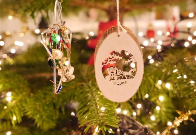Blogger Christmas Tree