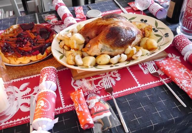 Blogger Christmas Dinner