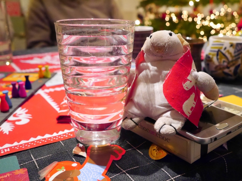Soft Toys at Christmas