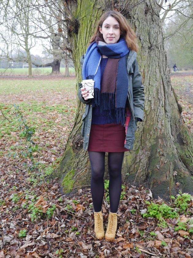 London Blogger New Years Eve OOTD