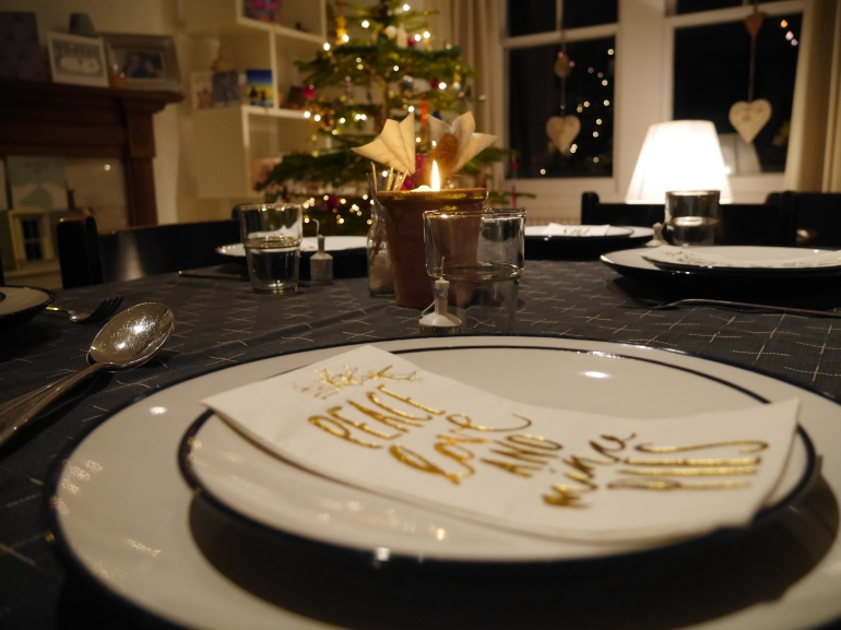 New Years Eve Table Places
