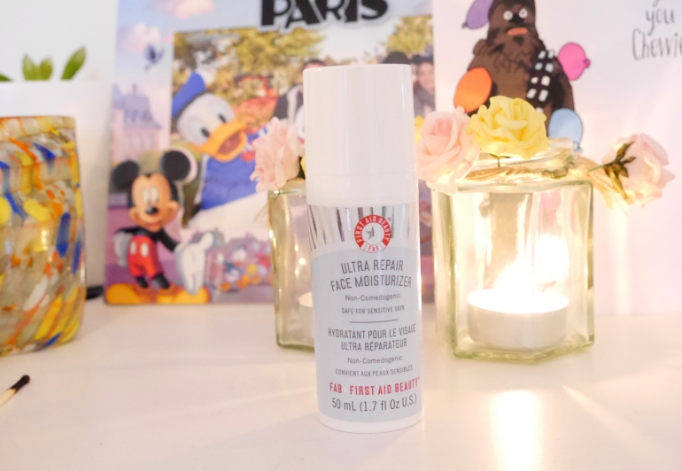 FAB Ultra Repair Face Moisturizer