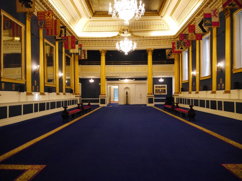 Dublin Castle Main Hall
