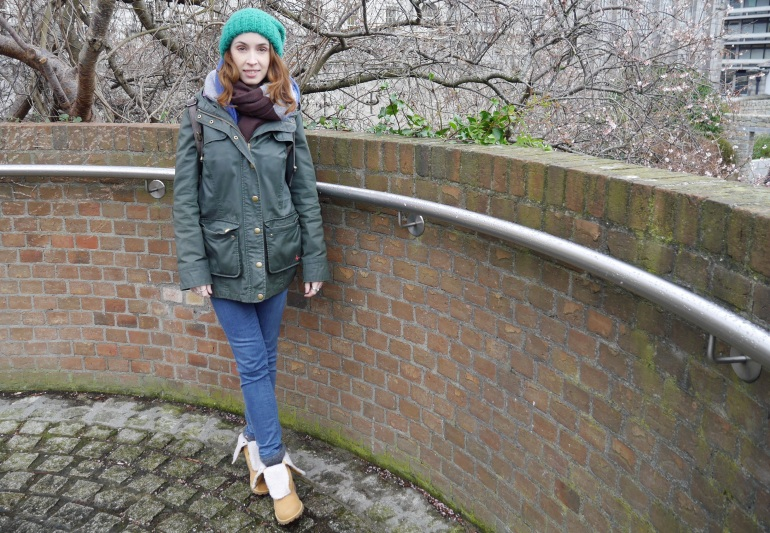 Blogger by Dublin Castle