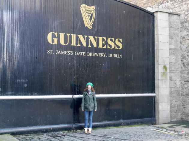 Tiny Blogger by St James Gate