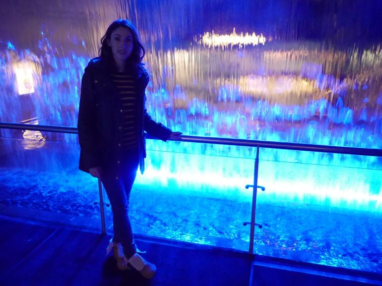 Blogger at Guinness Storehouse