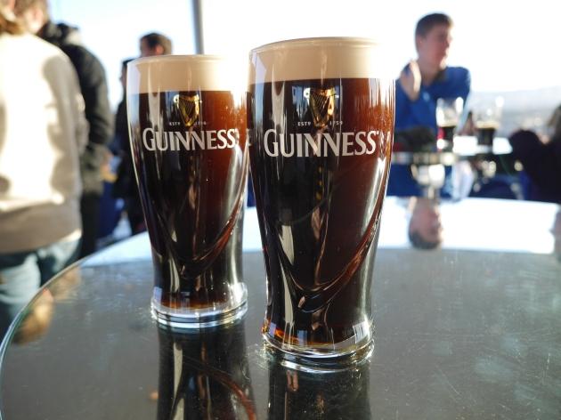 2 Pints of Guinness