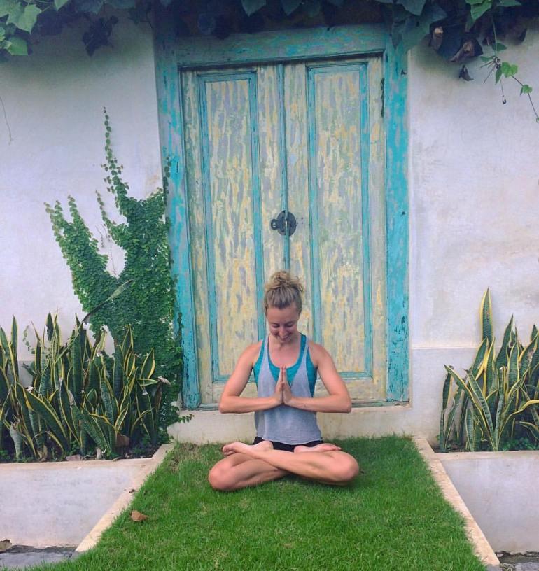 Lucy Freeman Yoga Teacher Interview