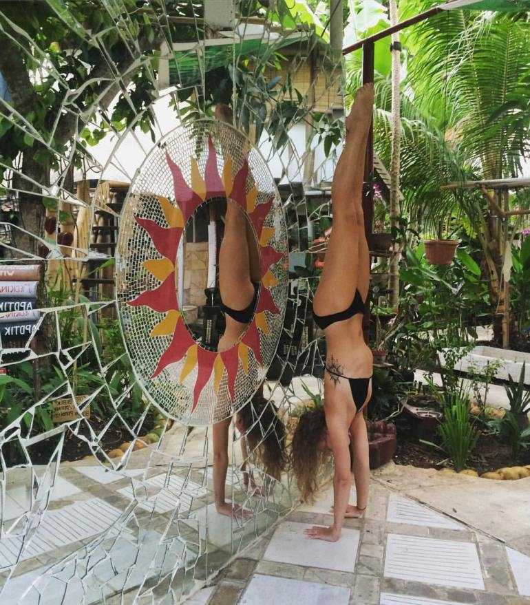 Lucy Freeman In Bali