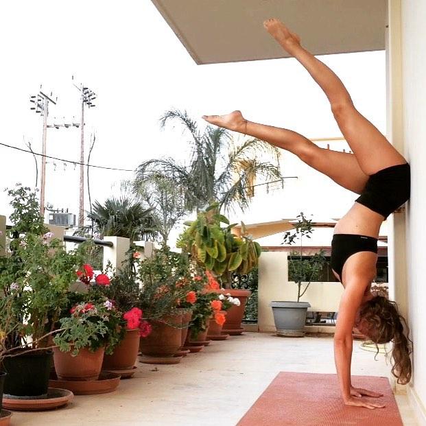 Lucy Freeman Yoga Teacher