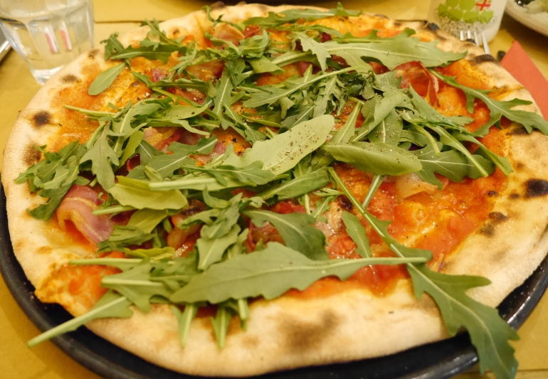Jesper Pizza from Ruben's Bakehouse
