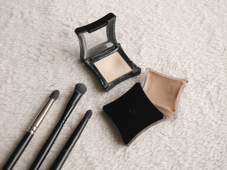 Illamasqua Hollow and Stealth