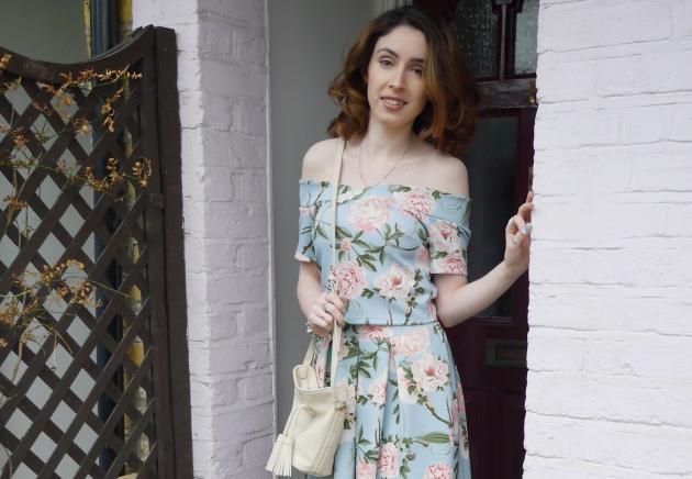 Blogger Spring Wedding