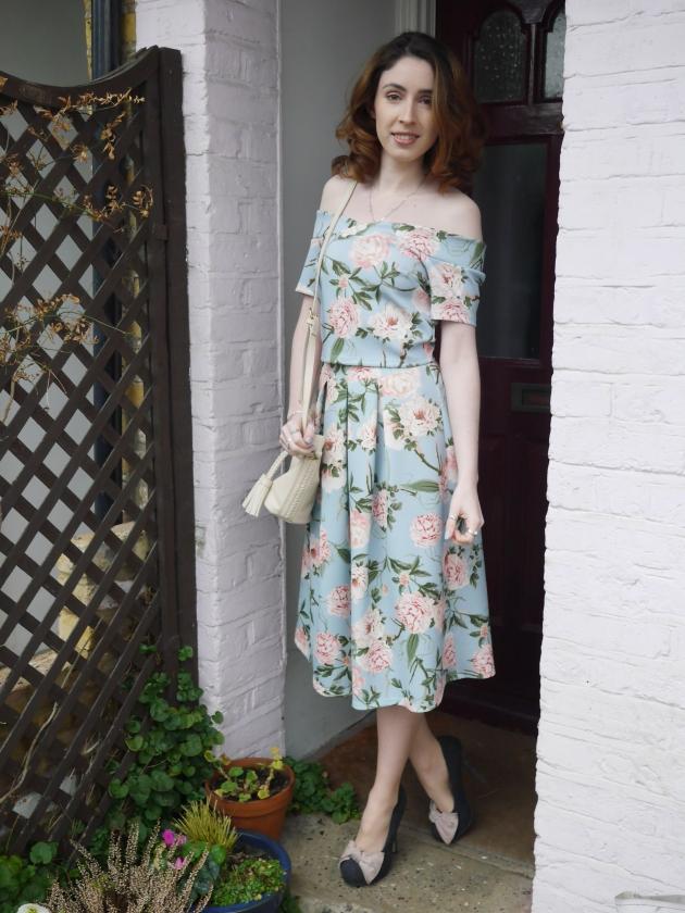 Miss Selfridge Wedding Outfit