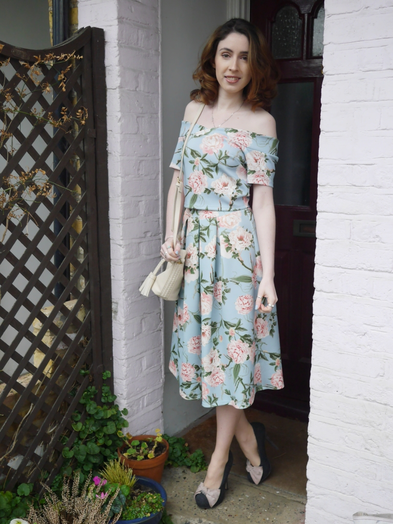 Miss Selfridge Wedding Outfit