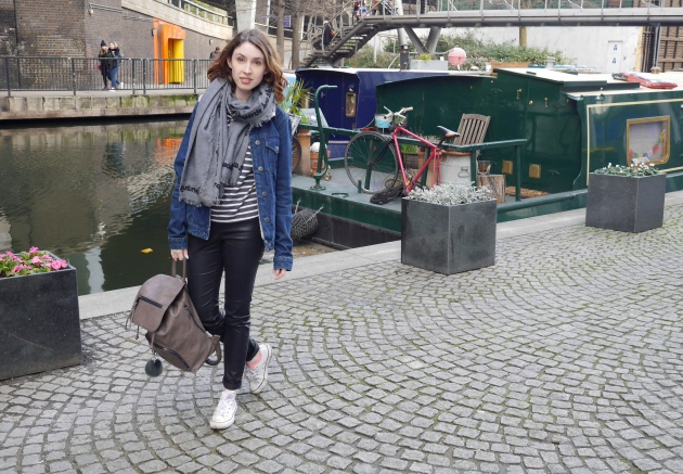 London Lunch Date Outfit