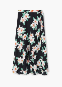 Mango Midi Skirt