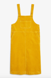 Monki Dungaree Dress