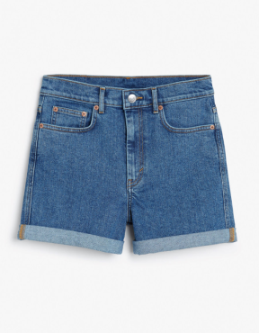 Monki Denim Shorts